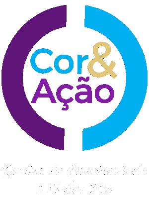 Cor & Ação Logotipo